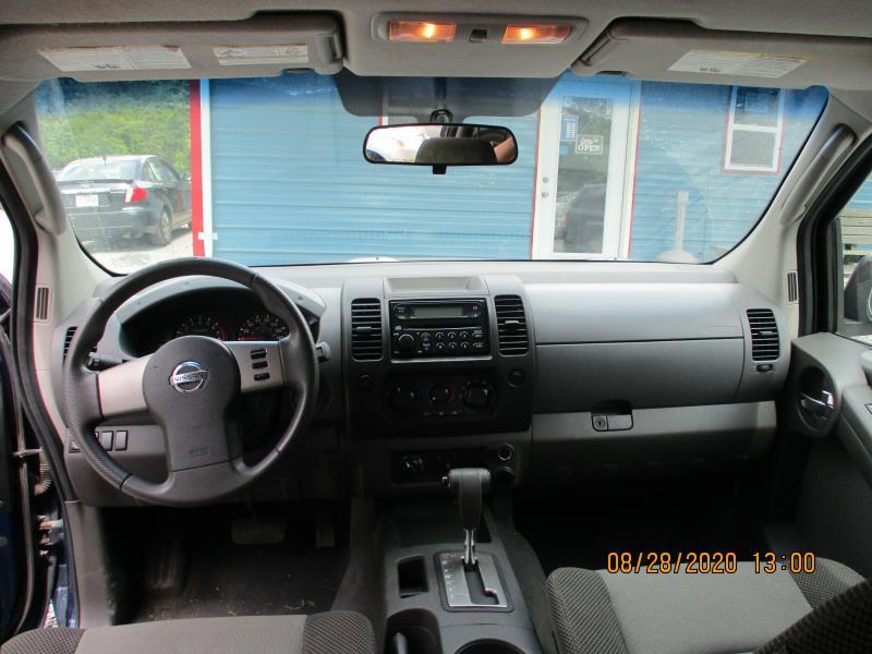 2007 Nissan X-TERRA SE SUV