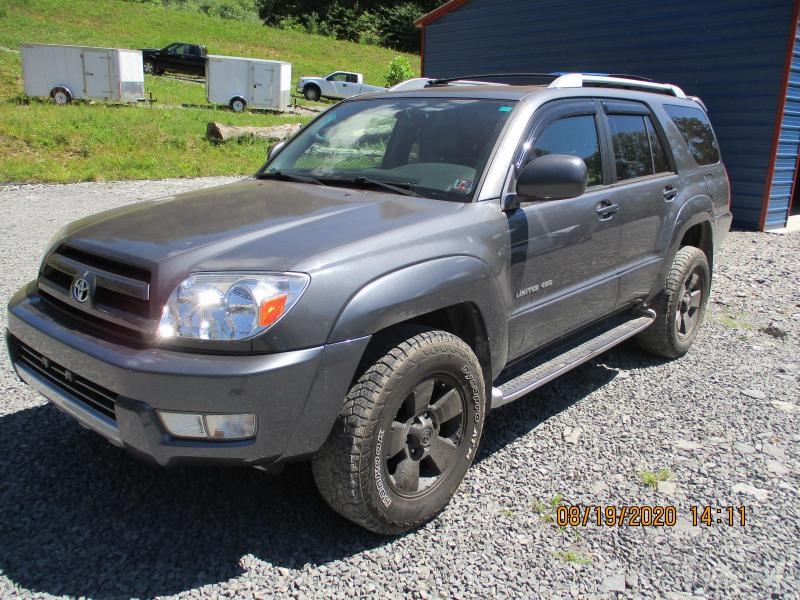 2003 Toyota 4 Runner Limited SUV