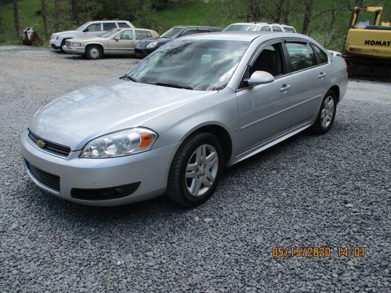 2009 Chevrolet IMPALA LT Car