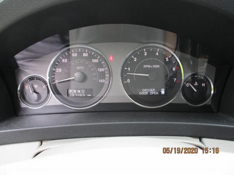 2008 Jeep GRAND CHEROKEE LIMITED SUV