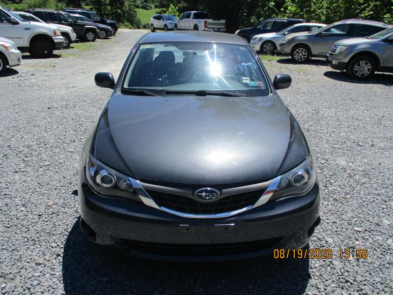 2009 Subaru IMPREZA BASE Car