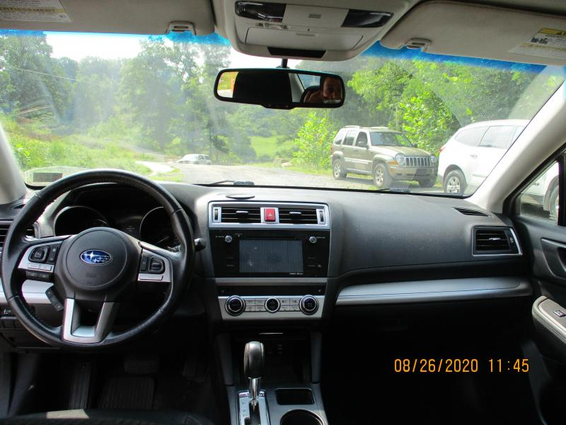 2015 Subaru LEGACY PREMIUM Car