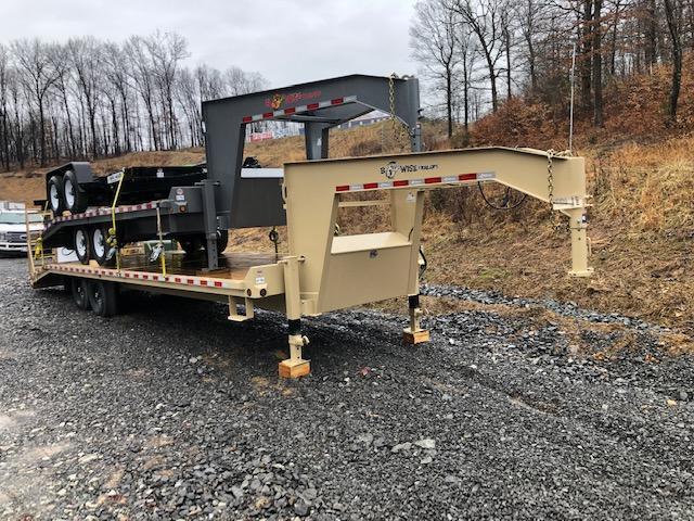 2019 B-Wise EDG28-16 Equipment Trailer