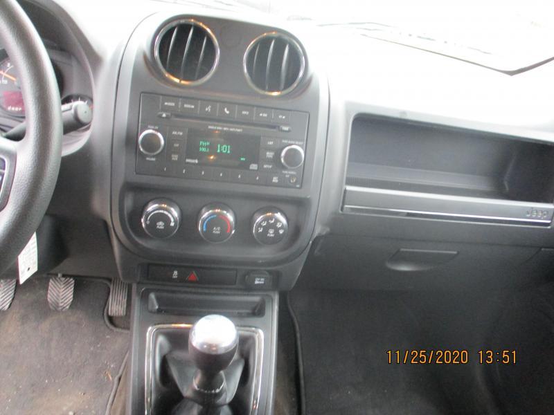2017 Jeep PATRIOT SPORT 4X4 SUV
