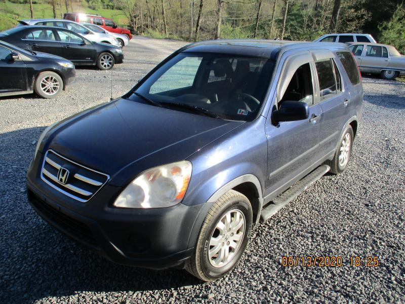 2006 Honda CRV-EX SUV