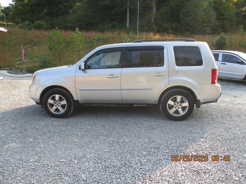 2011 Honda PILOT EX-L SUV