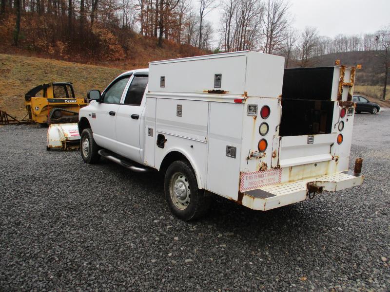 2008 Dodge RAM 2500 4X4 PLOW TOOL BODY Truck