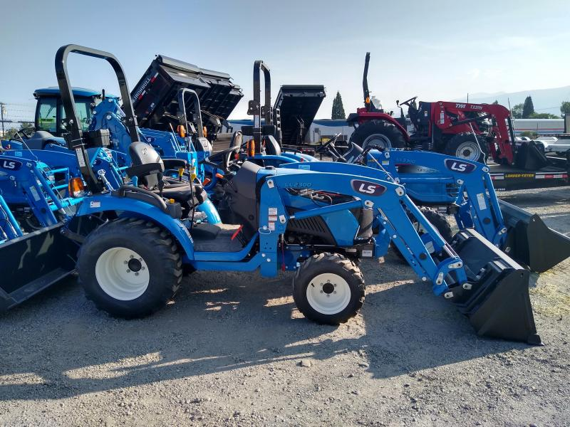 2020 LS Tractor MT225S-24.6HP Compact Tractor Tractor