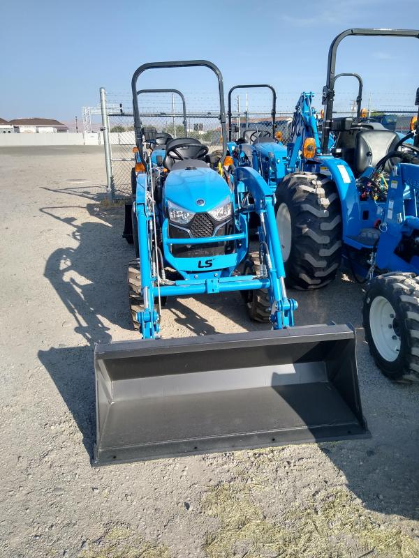 2020 LS Tractor MT225HE-24.6HP Compact Tractor Tractor