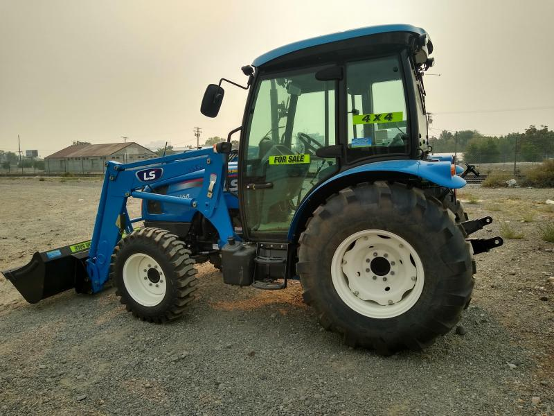 2020 LS Tractor XU6168CPS-68HP Utility Tractor Tractor