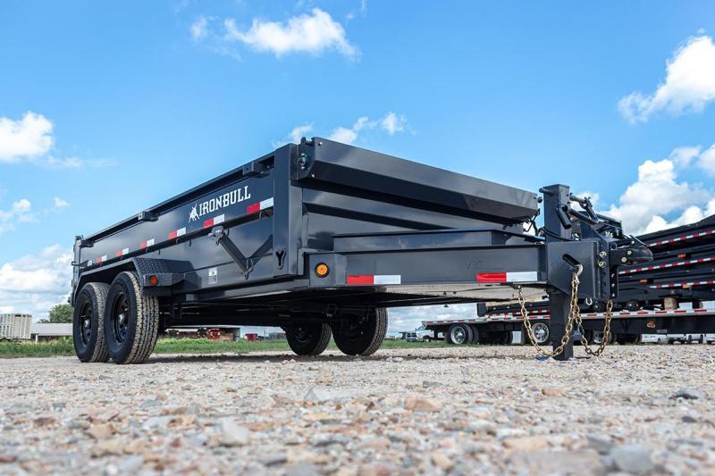 2021 Iron Bull EWB831472 Dump Trailer