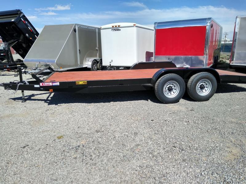 2021 Carson Trailers HD202 Car / Racing Trailer