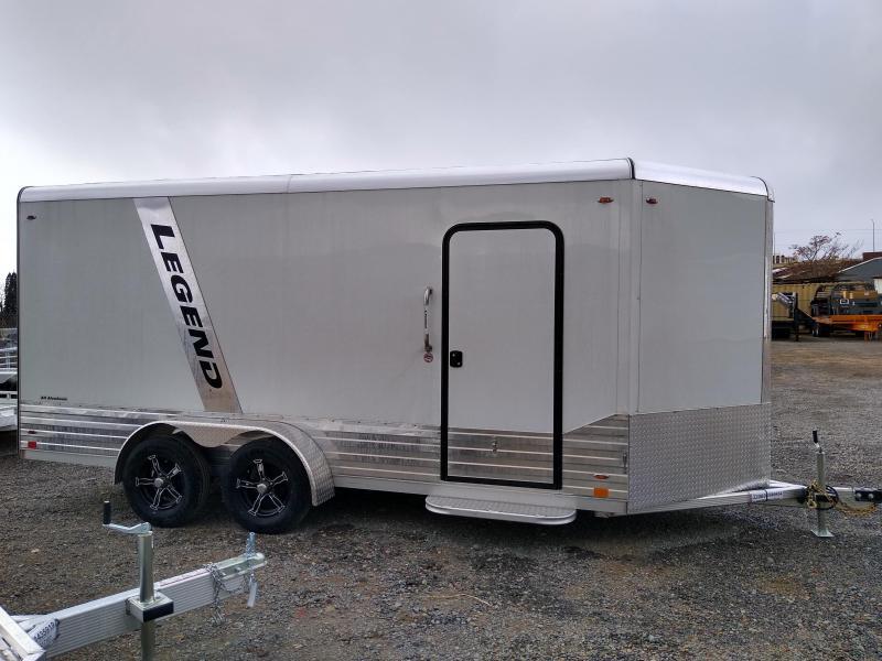 2021 Legend Trailers 7X19DVNTA35 Enclosed Cargo Trailer