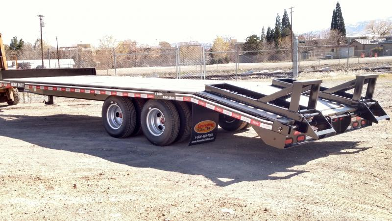 2019 Econoline DP1025DE Equipment Trailer