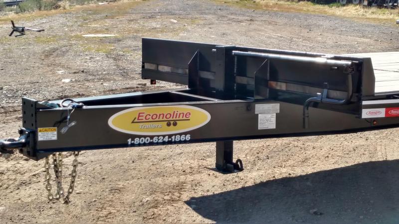 2019 Econoline DP1025DE Equipment Trailer