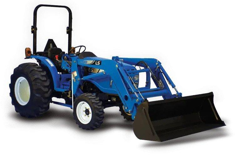 2021 LS Tractor MT225HE-24.6HP Compact Tractor Tractor