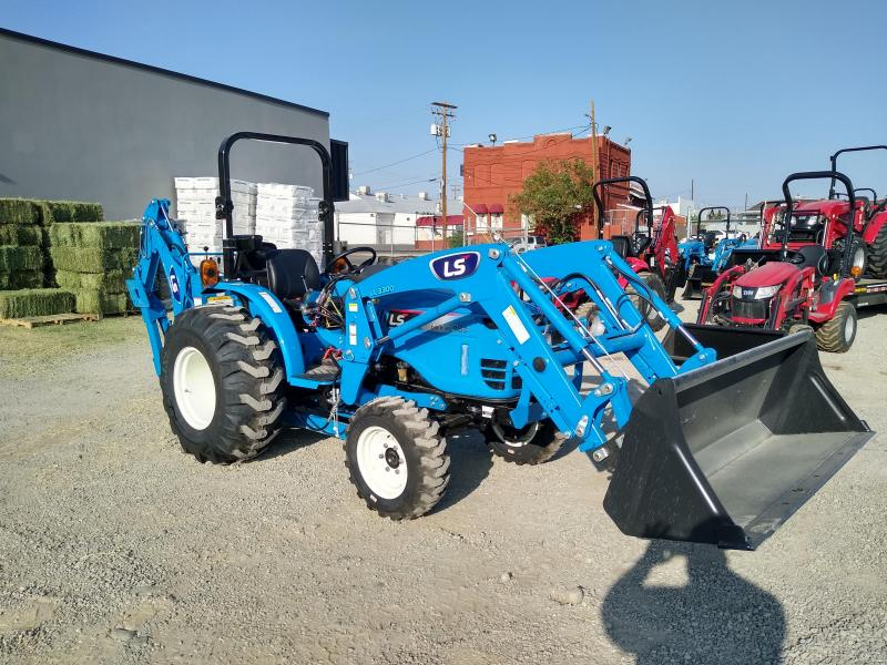 2020 LS Tractor MT225HE-25HP Compact Tractor Tractor