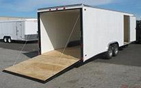 2022 Carson Trailers BR242 Enclosed Cargo Trailer