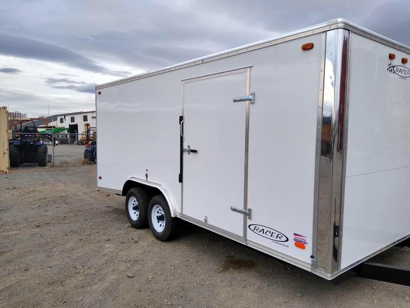 2021 Carson Trailers BR202 Enclosed Cargo Trailer