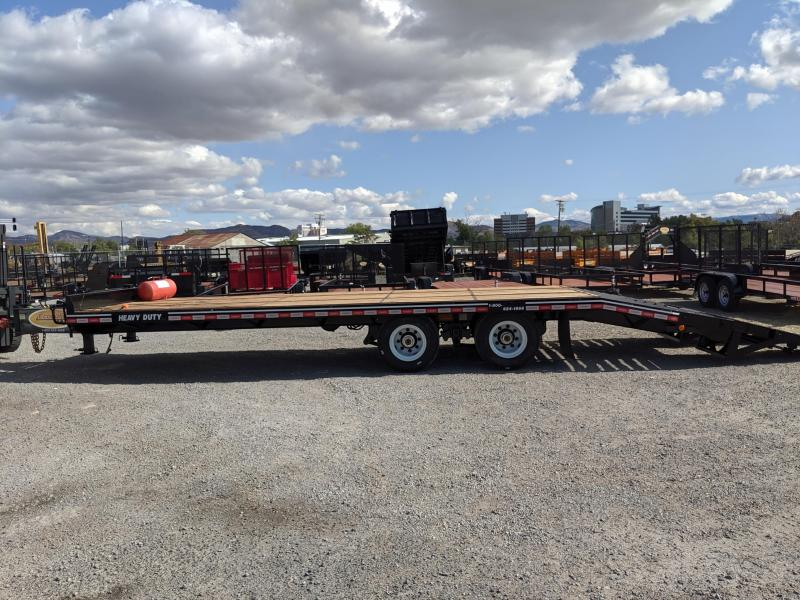 2020 Econoline DP2027DA Equipment Trailer