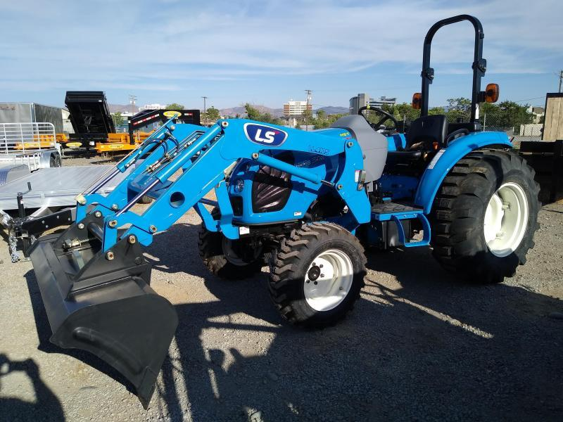 2021 LS Tractor MT240HE-40HP Compact Tractor Tractor