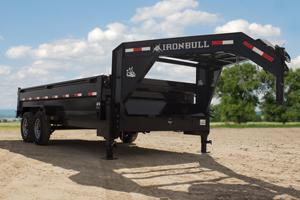 2021 Iron Bull DTG8314072ES2R50 Dump Trailer
