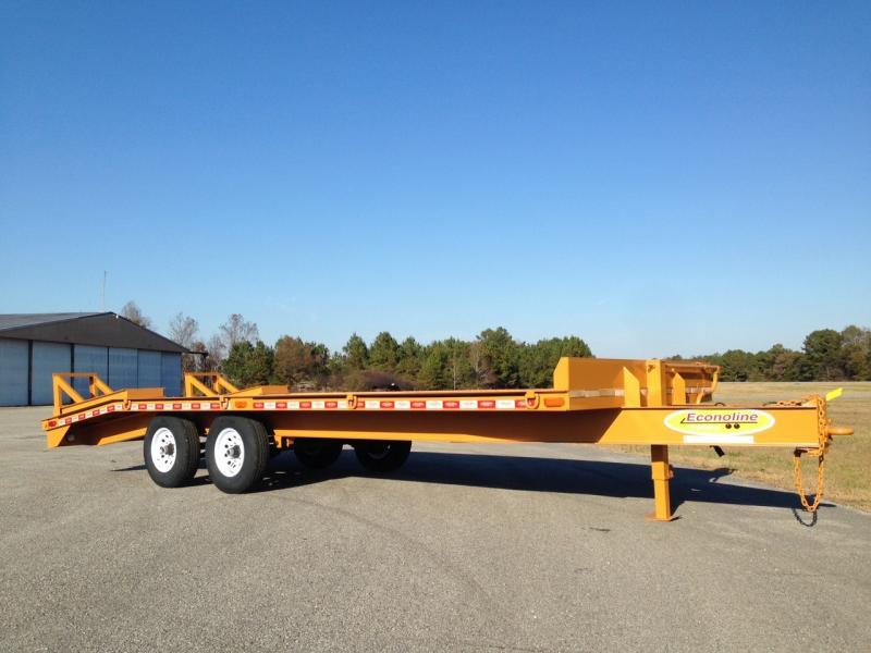 2021 Econoline 7-Ton Deckover Dovetail BP0721DE Equipment Trailer
