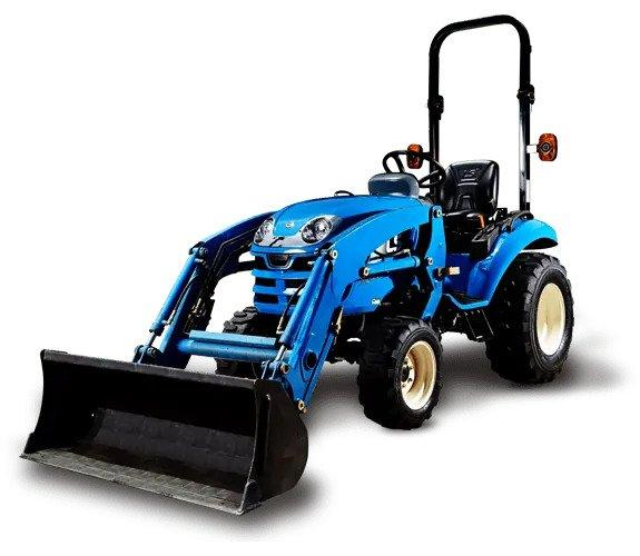 2021 LS Tractor XJ2025H-24.4HP Compact Tractor Tractor
