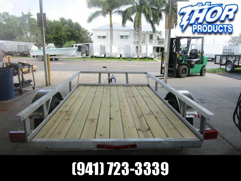 IN STOCK! GALVANIZED 5X8 Utility Trailer GREAT FOR THE POOL GUYS!!