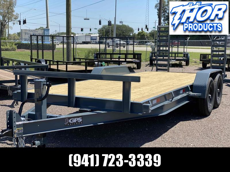 2021 GPS Trailers 14K EQUIPMENT HAULER SERIES Other