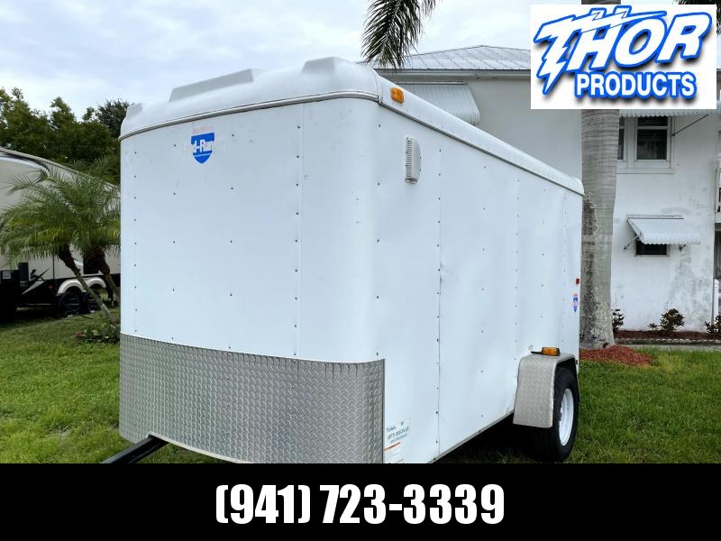 2011 Interstate 6x12 Enclosed Cargo Trailer