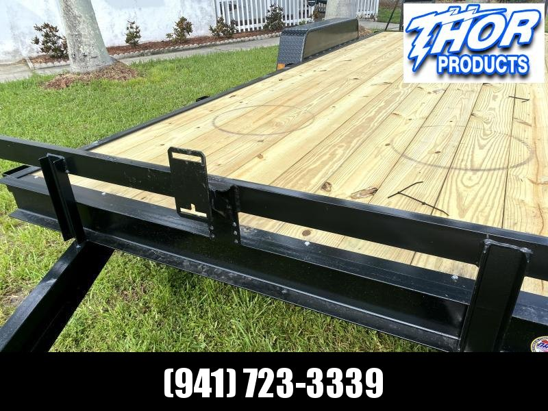 IN STOCK!! 7X20 14K EQP Equipment Trailer HAUL 12000 POUNDS!