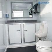 103 LuxuryLav 3 Stall Restroom Trailer