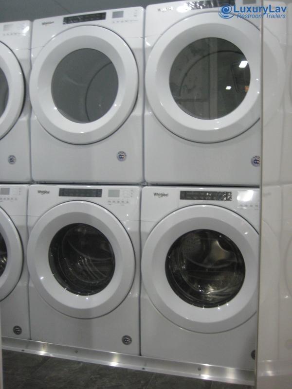 LuxuryLav AD/  Handicap Accessible Laundry Restroom Shower