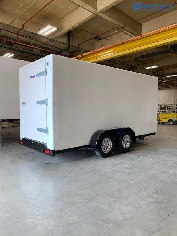 16' Reefer Trailer