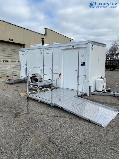 103 WC ADA+2 Restroom Shower Combo