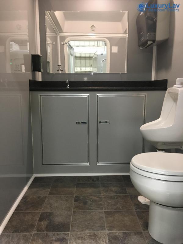 103 FR 3 Stall Restroom Trailer