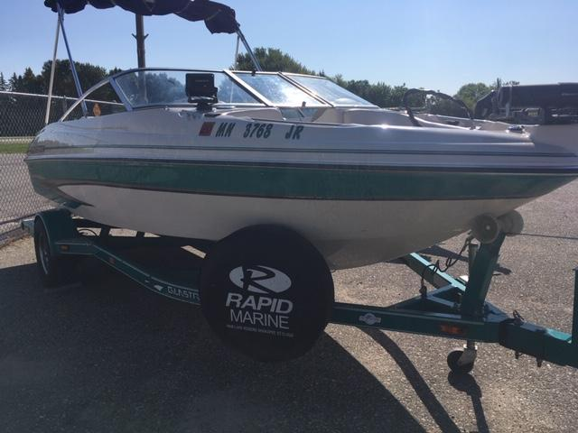 2003 Glastron GX185 Runabout Boat