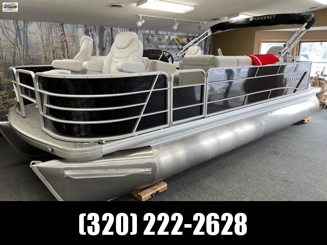 2021 Sweetwater 2286 F Pontoon Boat