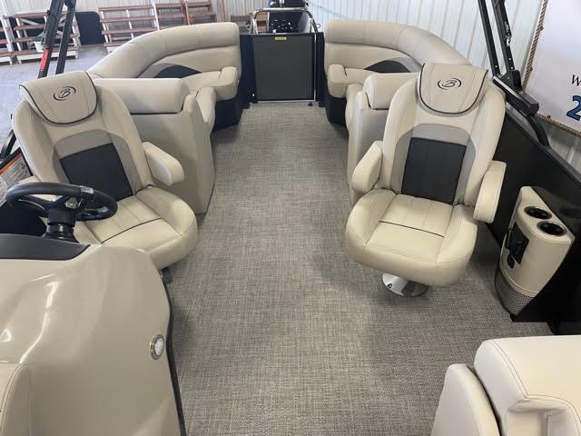 2021 Barletta C24QC Pontoon Boat