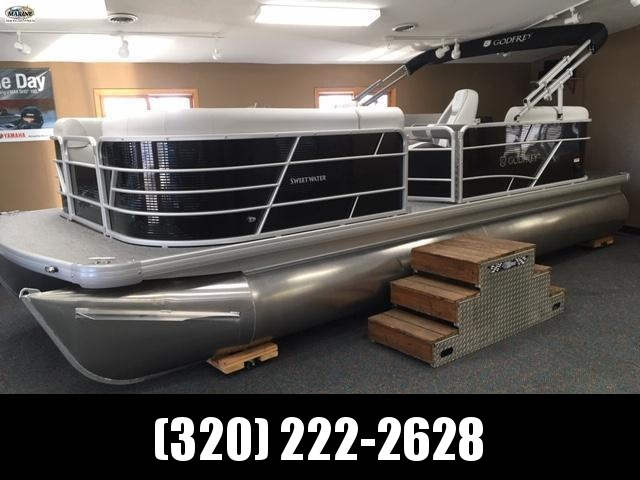 2021 Sweetwater 2286 SBX Pontoon Boat