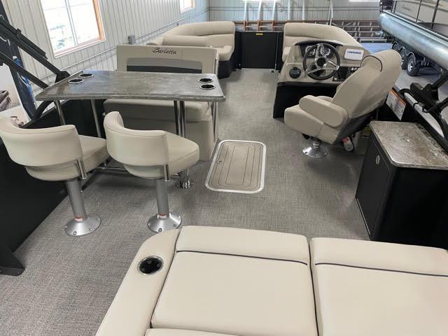 2021 Barletta C24UE TriToon Pontoon Boat