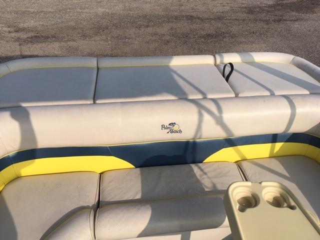 2004 Palm Beach Super 220 LX Pontoon Boat