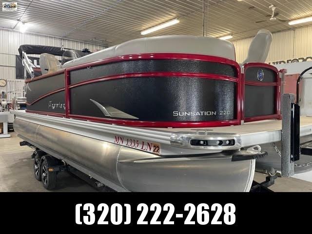 2017 Premier Sunsation 220 XLS Pontoon Boat