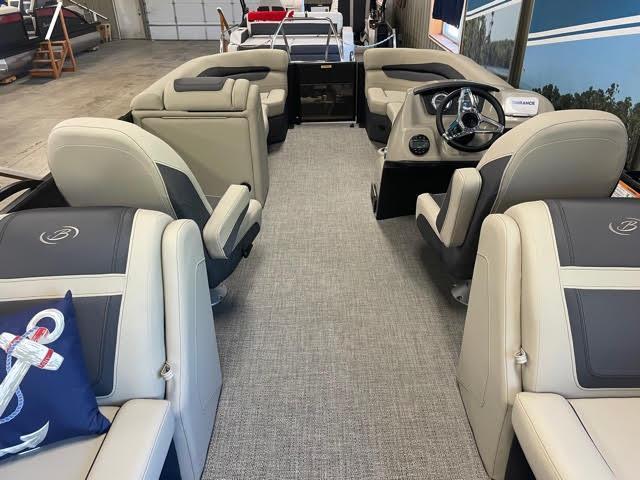 2022 Barletta Cabrio C22QC Pontoon Boat