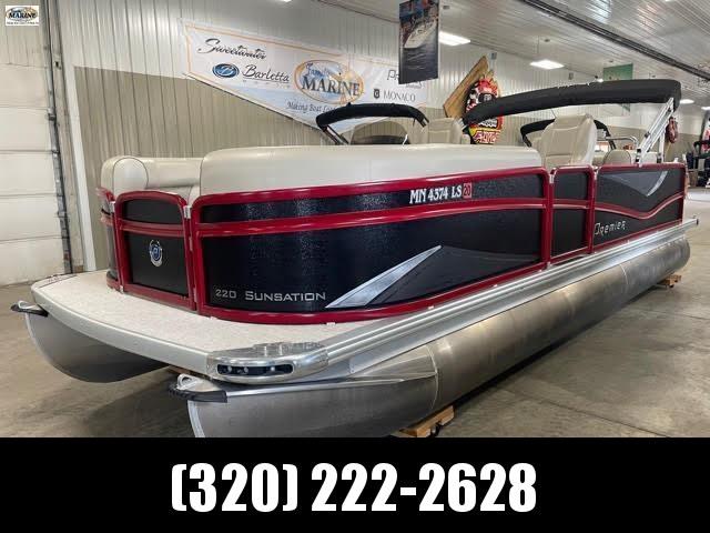 2018 Premier Sunsation 220 XLS Pontoon Boat