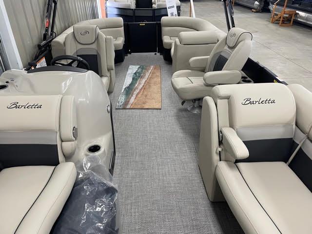 2021 Barletta C22QC Pontoon Boat