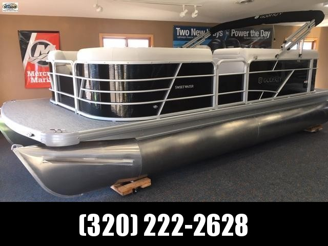 2021 Sweetwater 2086 CX Pontoon Boat