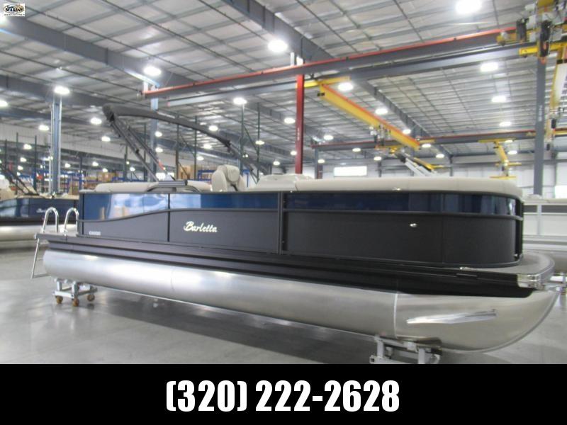 2021C22QC Pontoon Boat