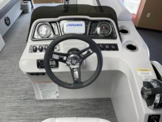 2021 Sweetwater 2286 FS Pontoon Boat